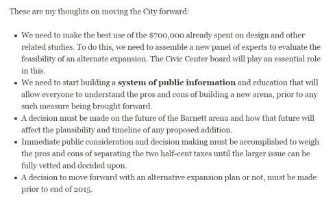 Allender-Civic Center expansion